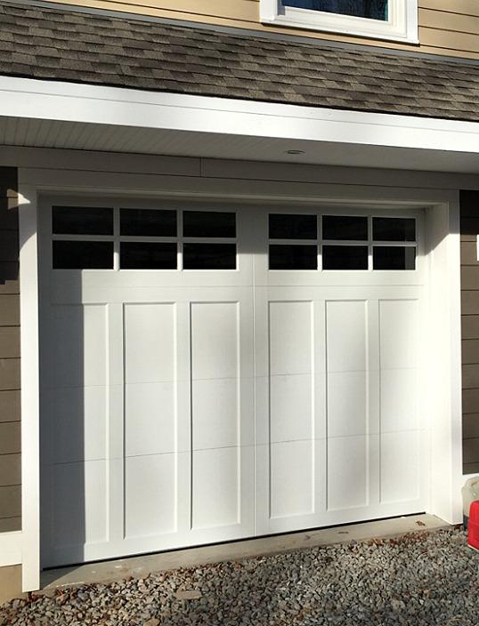 Residential Garage Door Service Repair Morristown