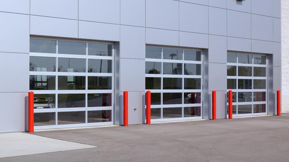 Commercial Garage Doors and Service